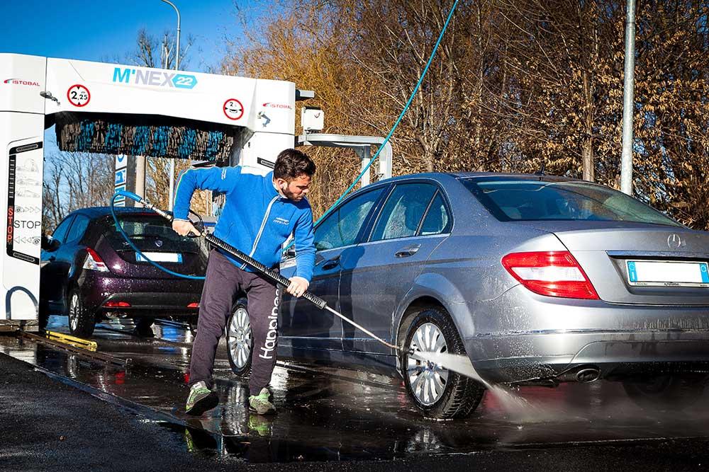 pulizia automobili modena, autolavaggio modena, stazione autolavaggio self service